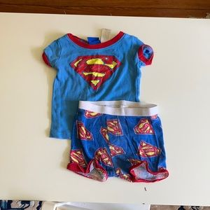 Other - Superman pjs (size 12-18 months)